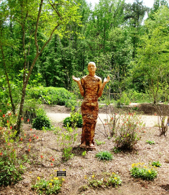 Art in the Garden, Very cool Nature-Person